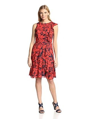 Coconinno Women's Gia Dress (Red)