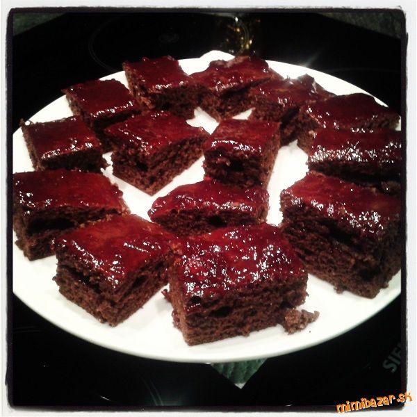 Jemný perníkový koláč