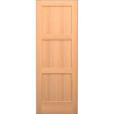 3 Flat Panel 3 Horizontal Solid Core Door Slab Opening Width 1 6 Species Red Oak Karona Door Doors Interior Interior Doors For Sale Paneling