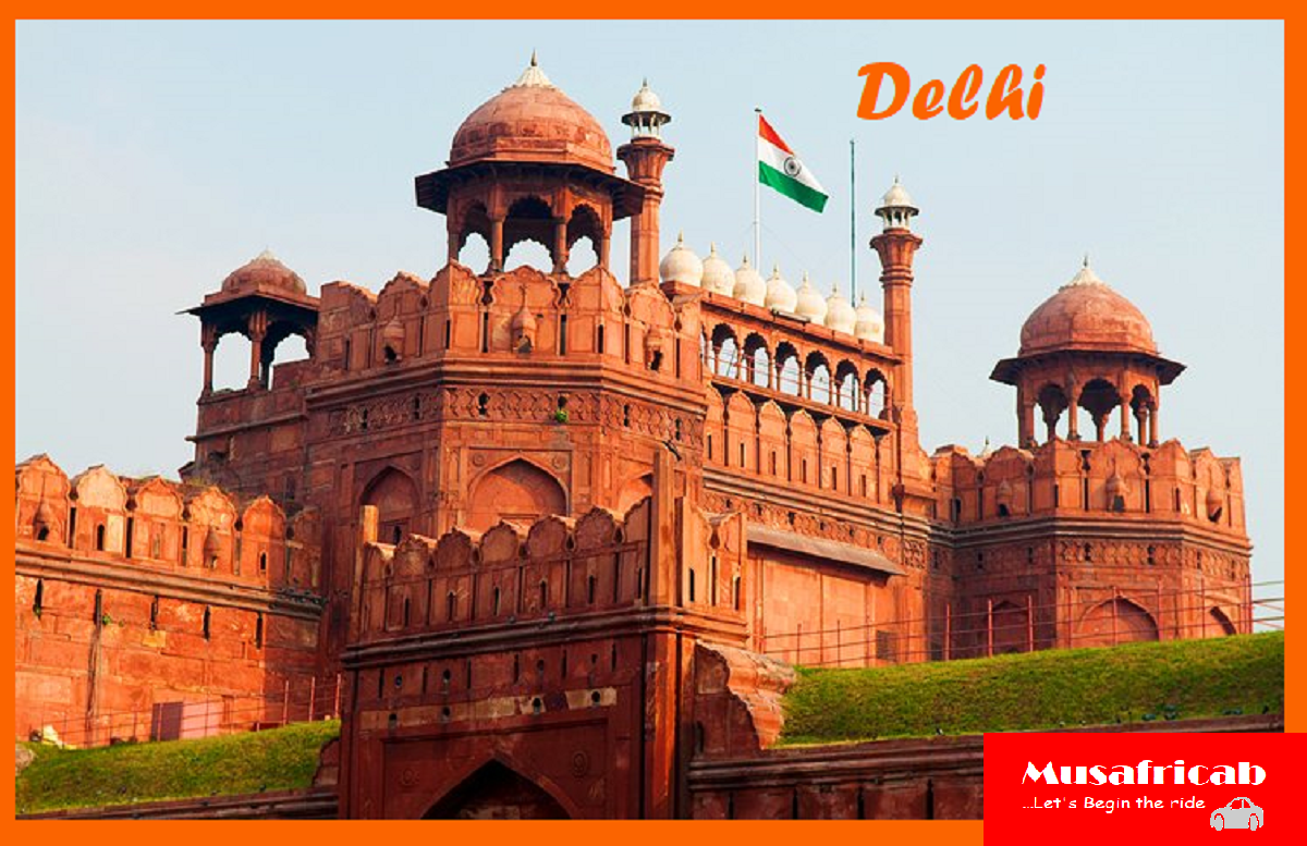 Delhi Is A National Capital And Union Territory Of India It Is