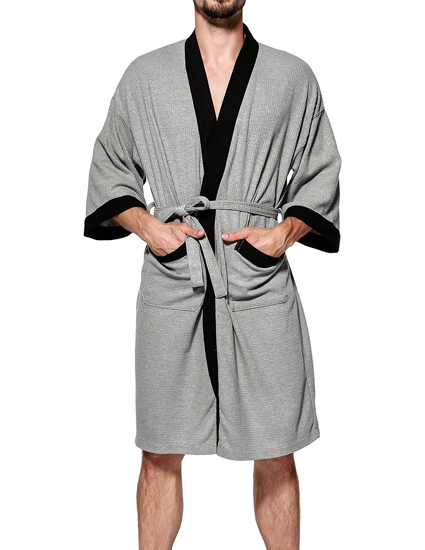 Set Of 3 Bridesmaid robes  Wedding robes  Turkish bath robe  wedding party robes  kaftan robe  navy blue robes  dark grey robes