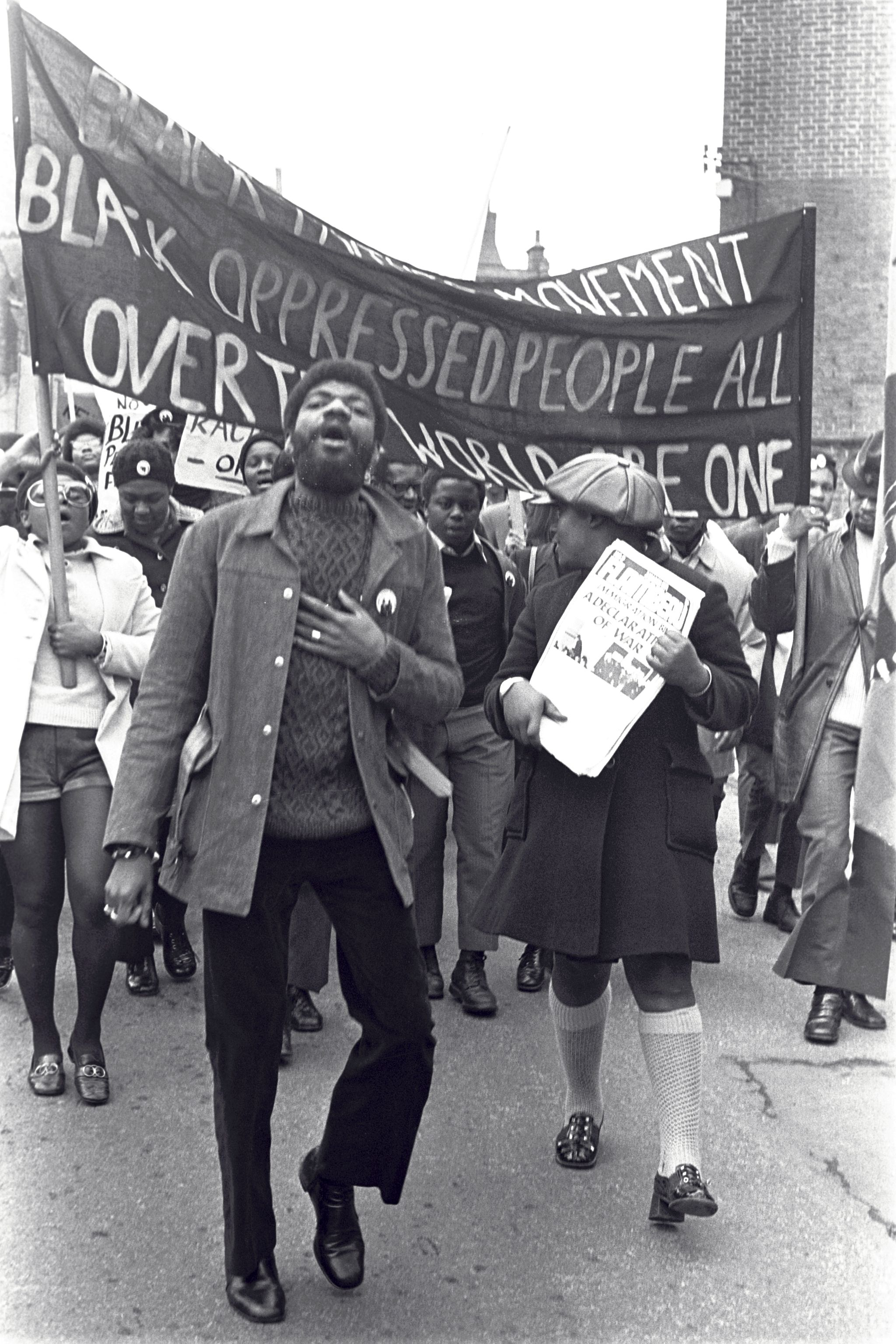 A New British Black Panthers Exhibition Is Retelling A Lost Story Of Community Power Gal Dem Gal Black Panthers Movement Black Protests Black Panther Party