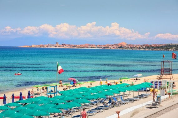 Resort And Spa Le Dune Paradise For Families In Sardinia