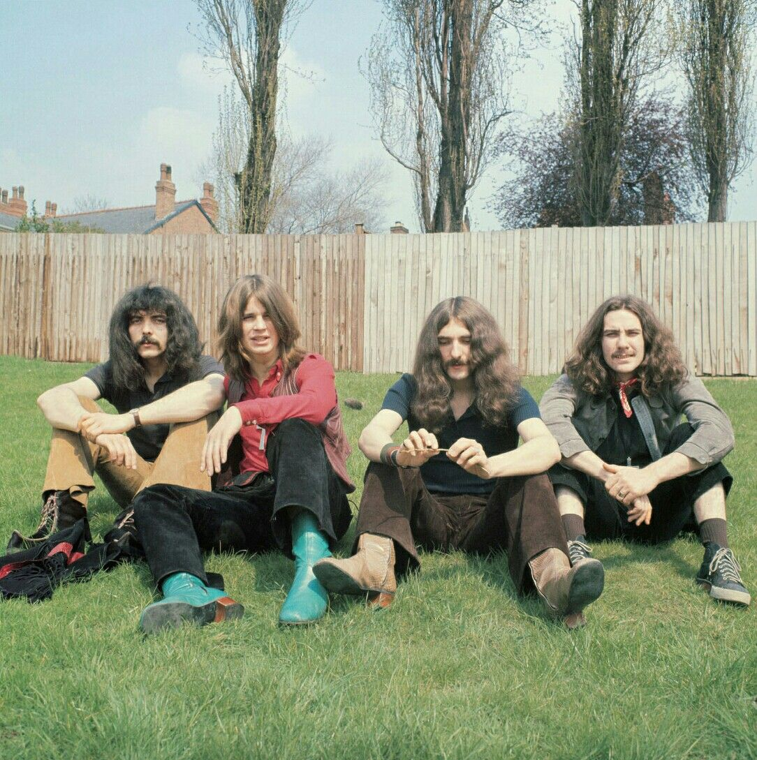 Image result for early black sabbath images