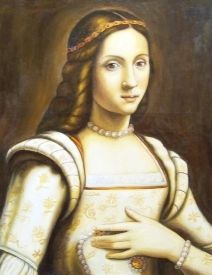 Clarice the wife of Lorenzo de Medici Mona Lisa, Artwork, Queens, Europe, Characters, House, Lorenzo De' Medici, Art Work, Work Of Art