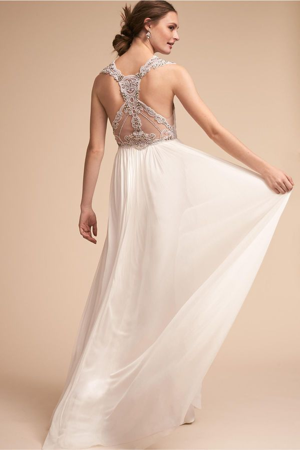 Friday Gown by Catherine Deane at BHLDN (affiliate link) | Dream ...
