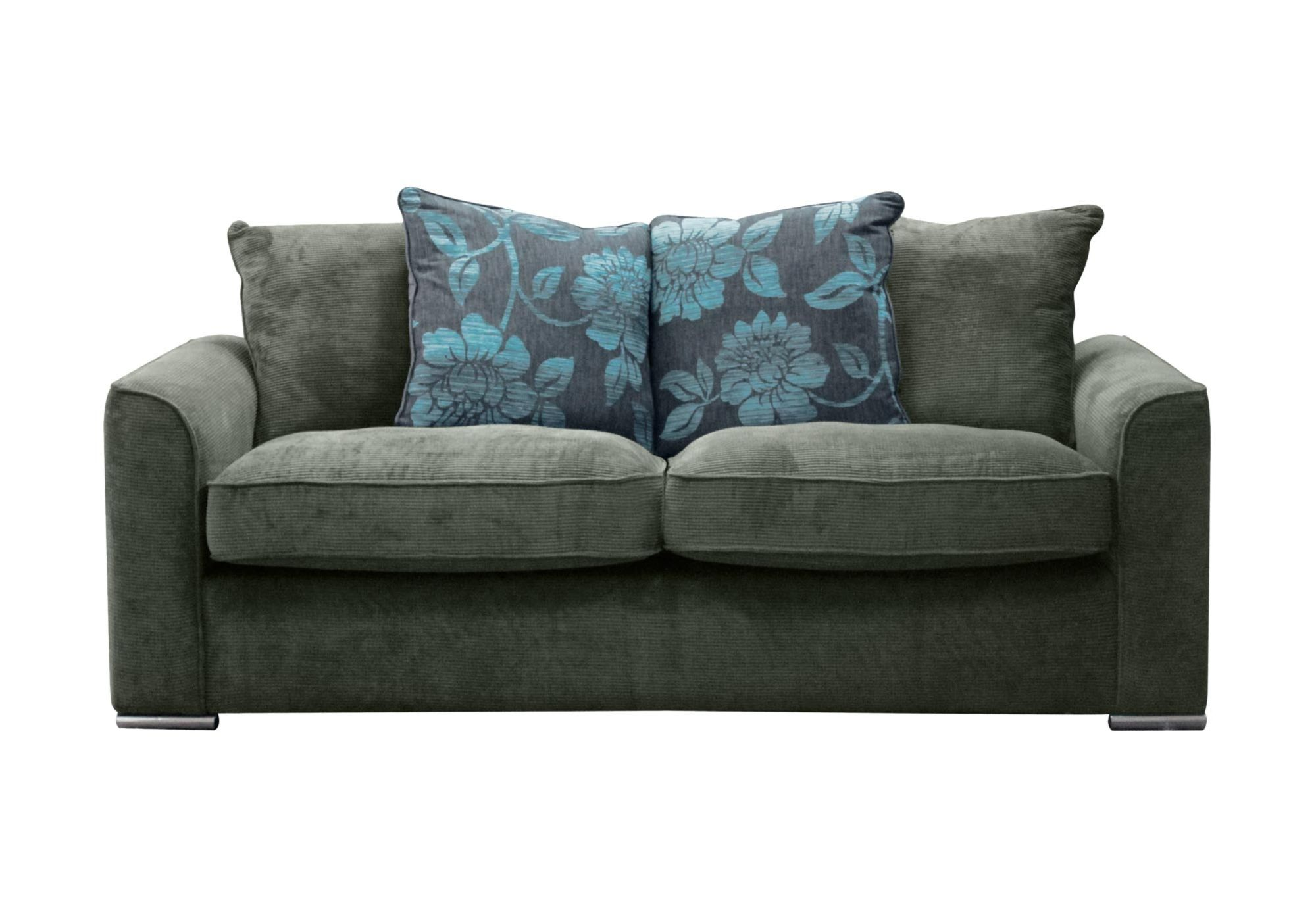 Sofa Beds Subtle floral with the Scatter Back Sofa from Buoyant