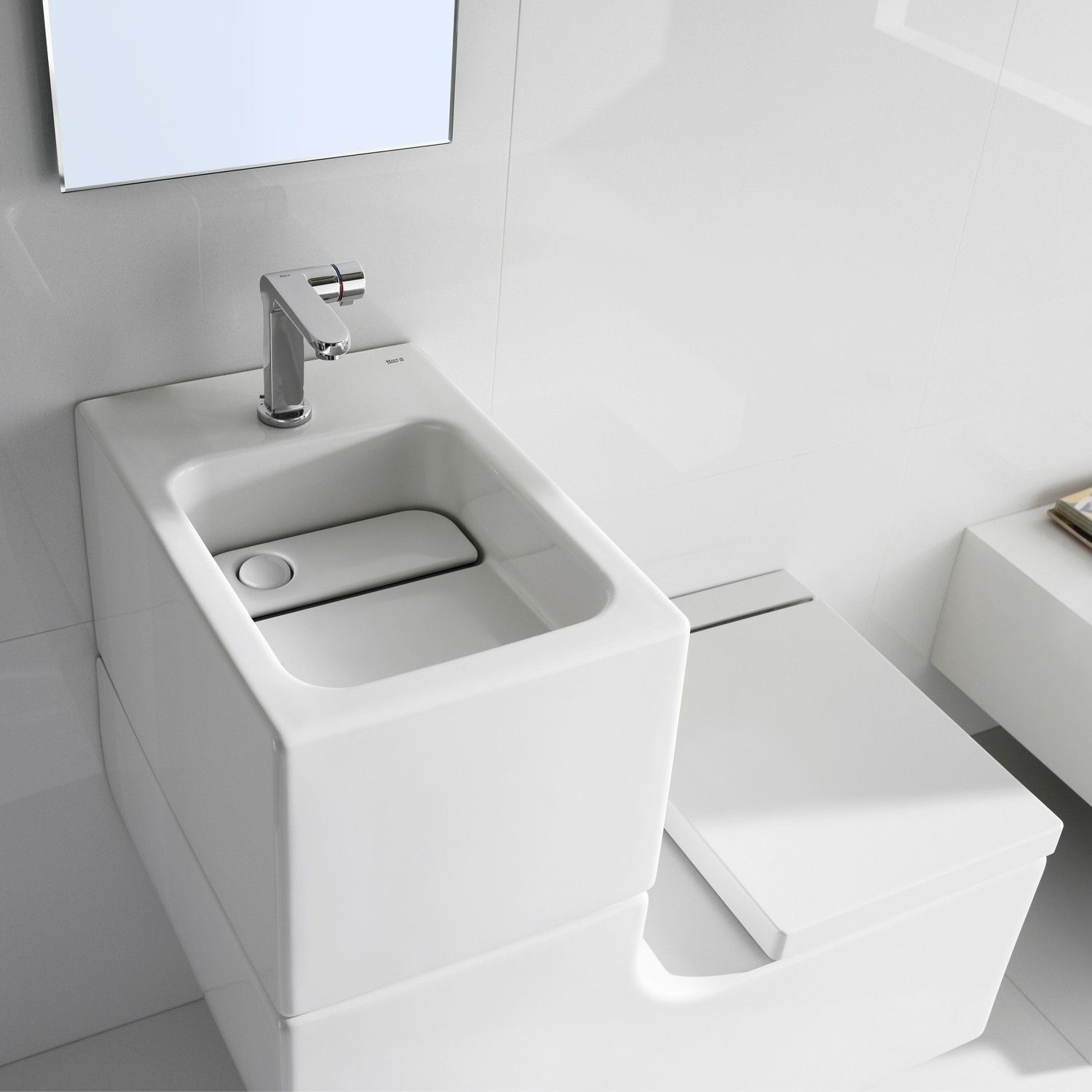cuvette wc cologique avec lavabo int gr sur tendances wc. Black Bedroom Furniture Sets. Home Design Ideas