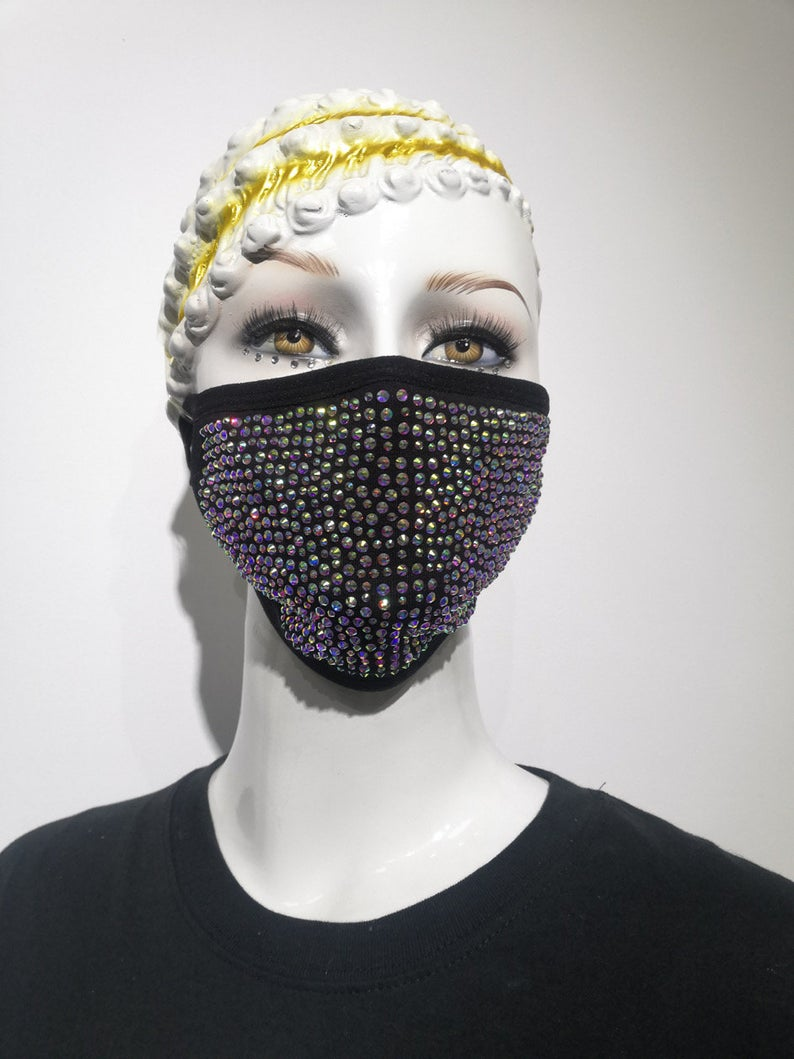 Pin on Face Mask Fashion Design