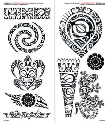 Pin de Benjamin Josset-Millet en Tatouages Polynésiens   Pinterest ...