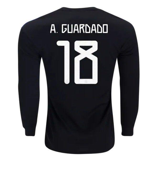 604f9f128 Hirving Lozano #22 MEXICO 2019-2020 Home Long Sleeve Jersey -BLACK | Ebay  Soccer Jersey 2019-2020 | Los angeles, Miami