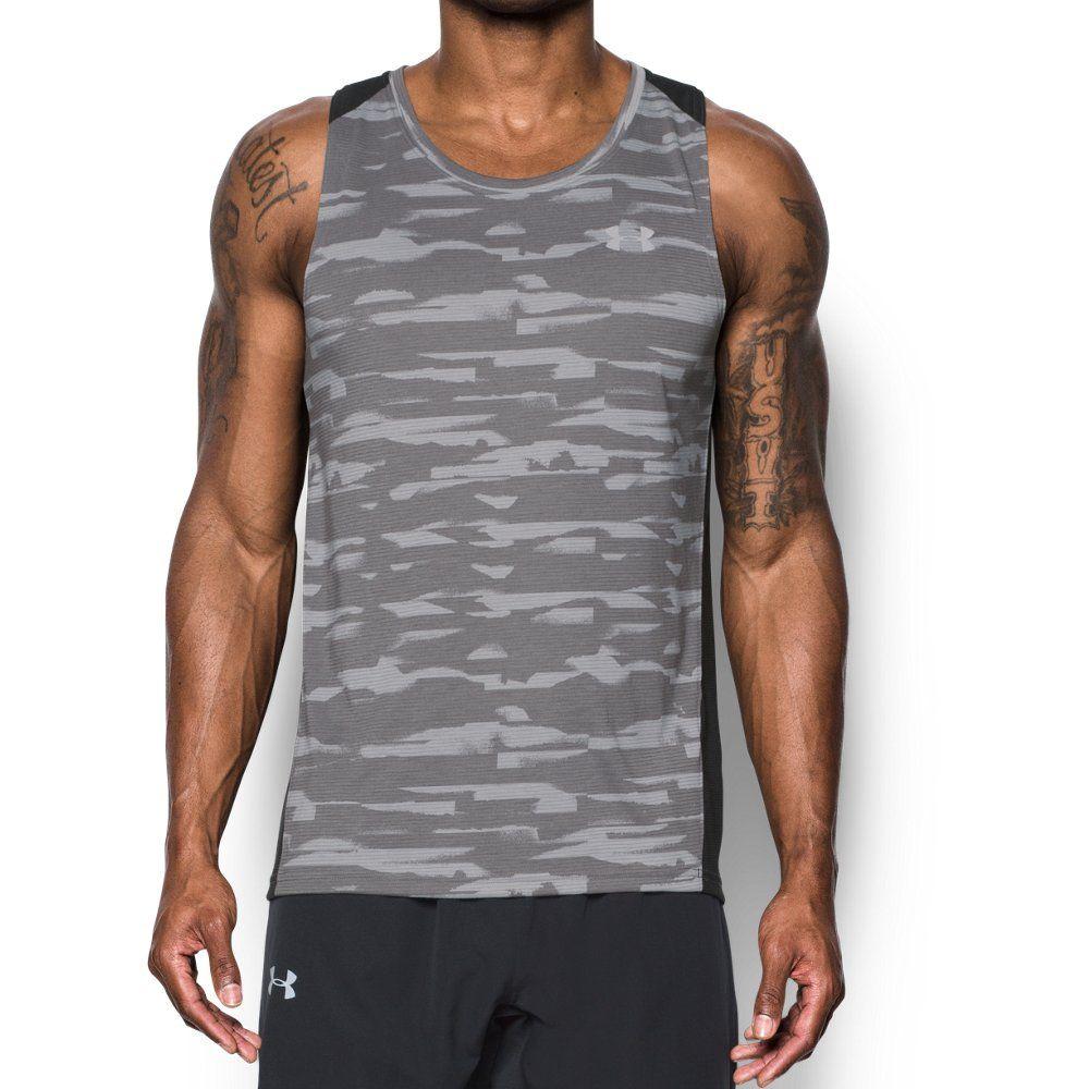 7dac427f Men's UA Threadborne™ Run Mesh Singlet | Under Armour US | Products ...