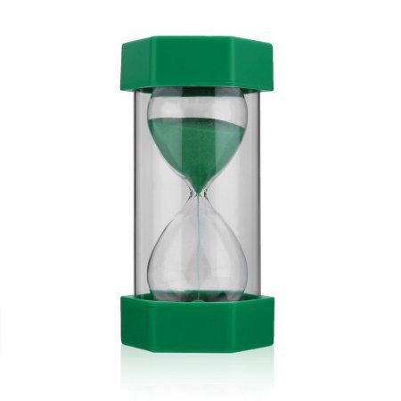 10 min Hourglass Sand Timer Sandglass Egg Timer For Cooking Playing