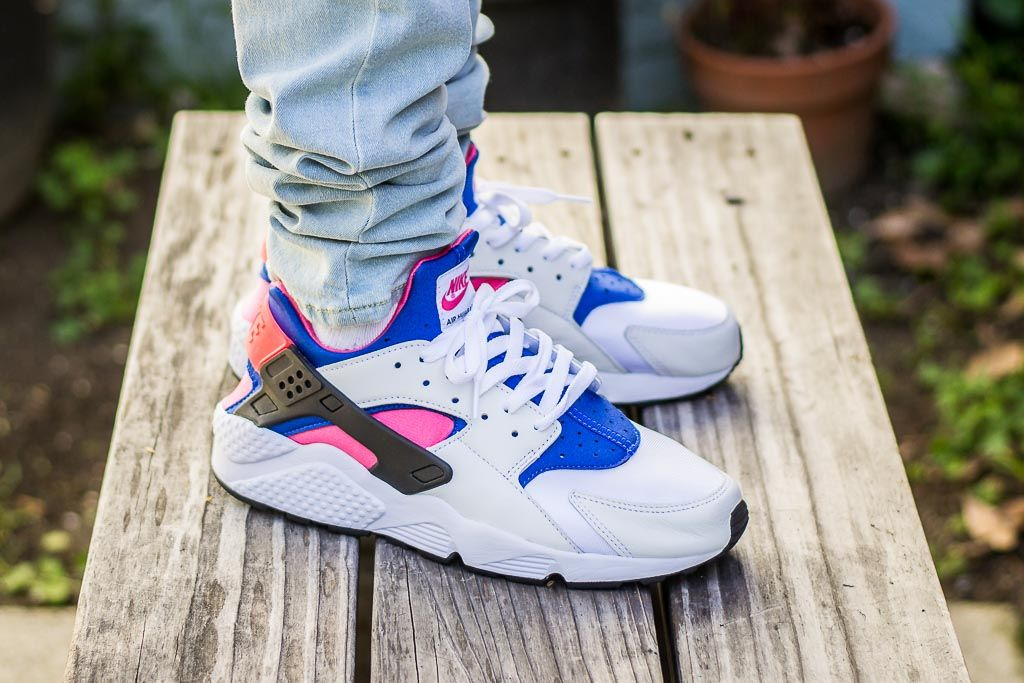 half off 6eff9 c5a7c See how the Nike Air Huarache Run 91 QS looks on feet in this video review  before you cop! Find out where to buy these Nike Air Huarache Run 91s  online!