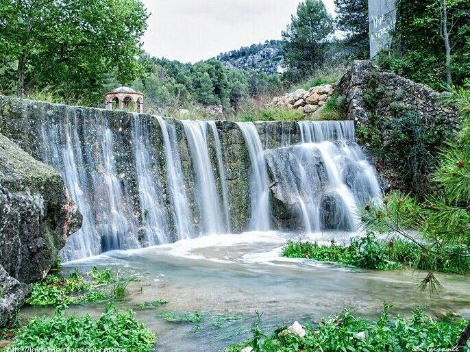 Nacimiento Del Manantial De El Molinar Alcoy Foto Luis Gigante Lugares Preciosos España Viajes