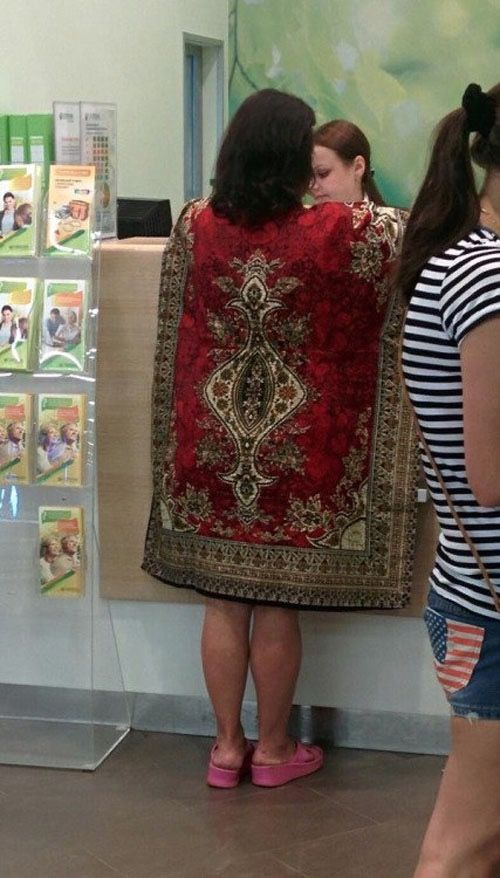 Area Rugs at Walmart - Funny Pictures at Walmart http://ibeebz.com