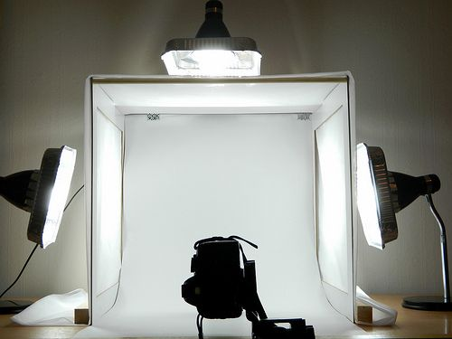 Light Tent DIY Projects to Try Pinterest Photo projects and