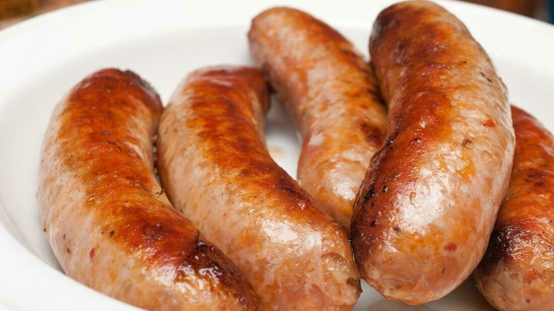 Air fryer italian sausage cook at 380 for 12 minutes
