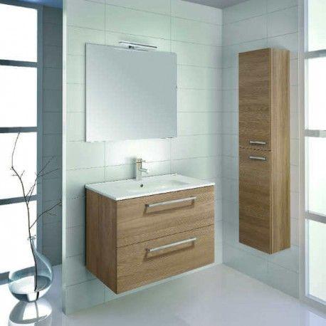 Mueble de ba o valencia 60 formado por mueble y lavabo posibilidad de adquirir espejo y - Muebles bano valencia ...