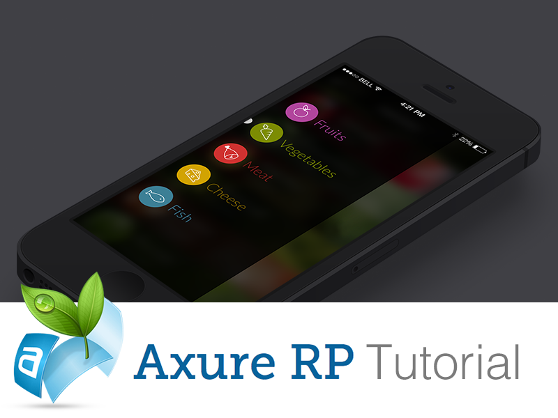 Axure Rp Mobile Prototype Prototype Design Mobile User Interface