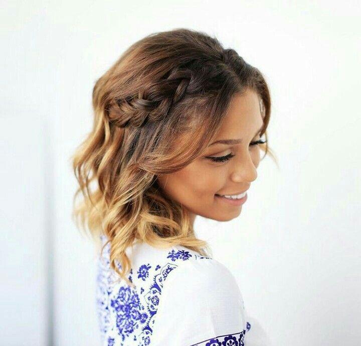 Pretty Dutch Hairband Hairstyle