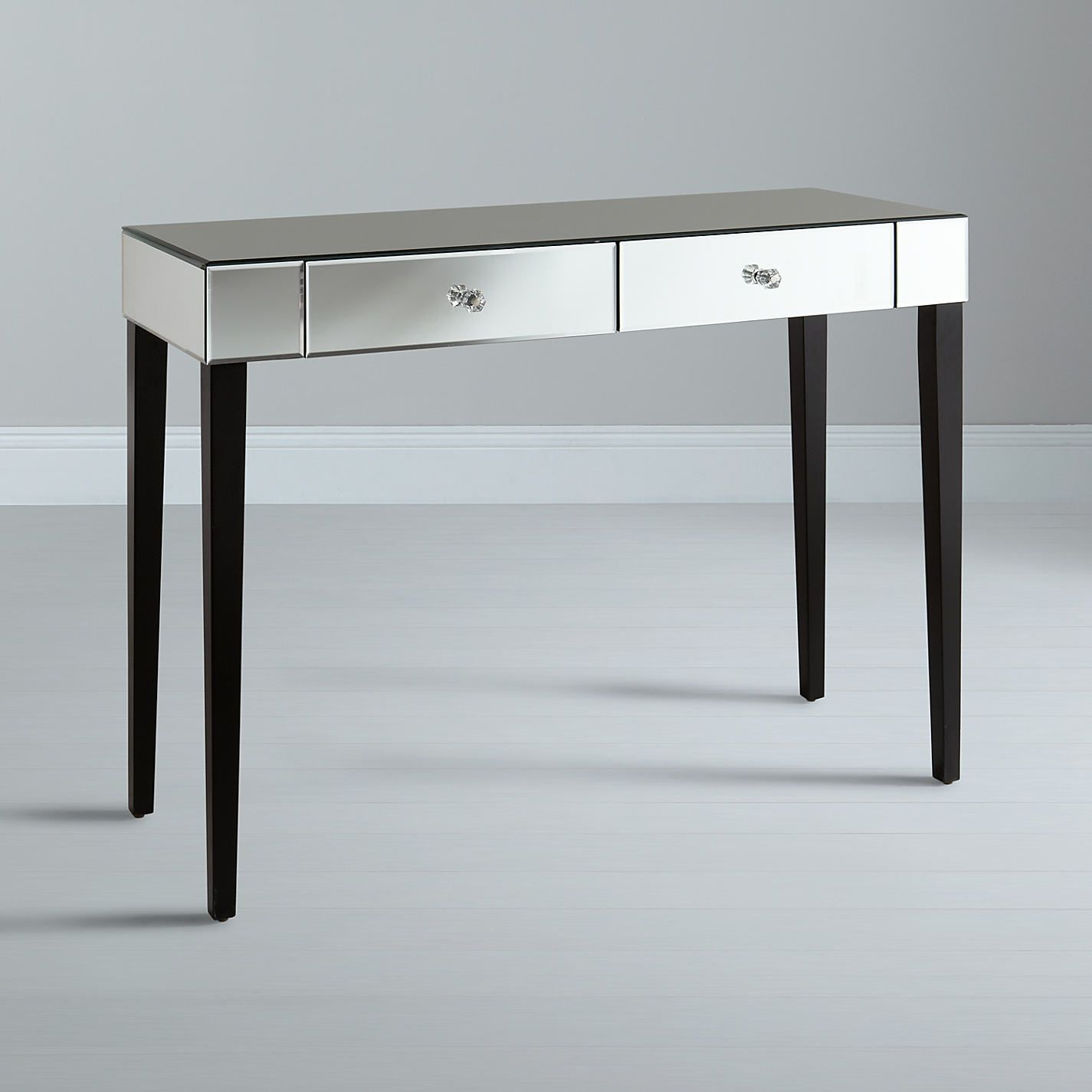 Buy john lewis astoria mirrored console table john lewis buy john lewis astoria mirrored console table john lewis geotapseo Gallery