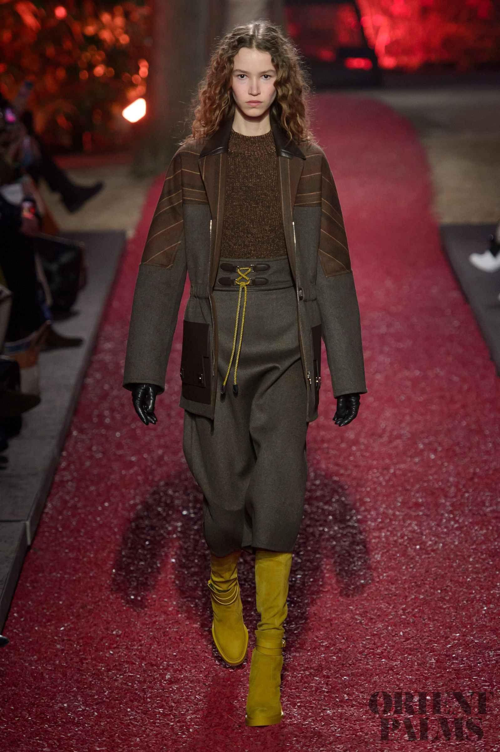 Hermes Fall-winter 2018-2019 - Ready-to-Wear в 2018 г.   Мода и ... 3e178675d97