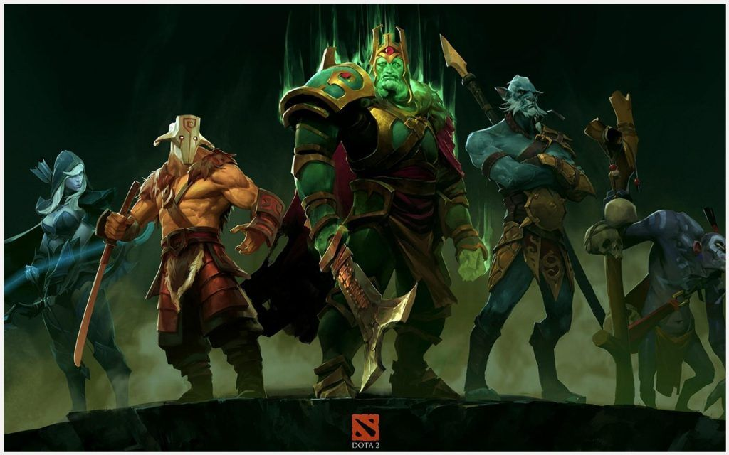 Dota 2 Characters Hd Wallpaper Dota 2 Character Hd Wallpaper Dota