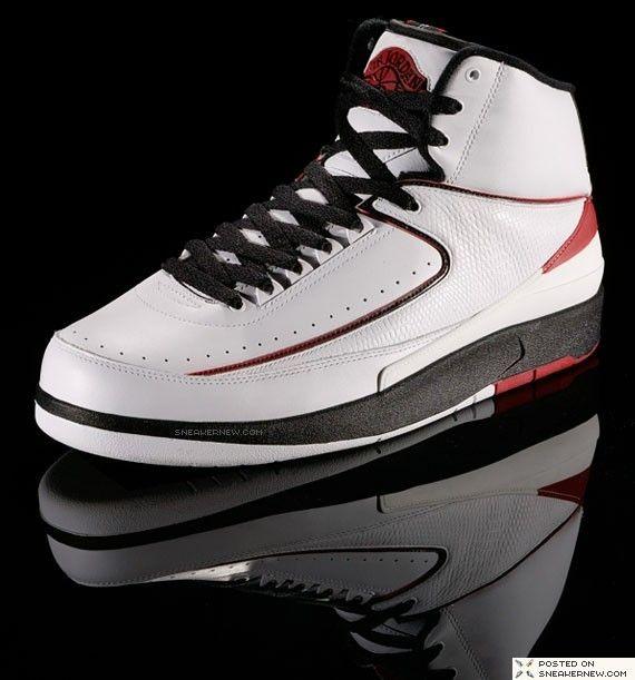 AIR JORDAN II: 1986-87 - SneakerNews