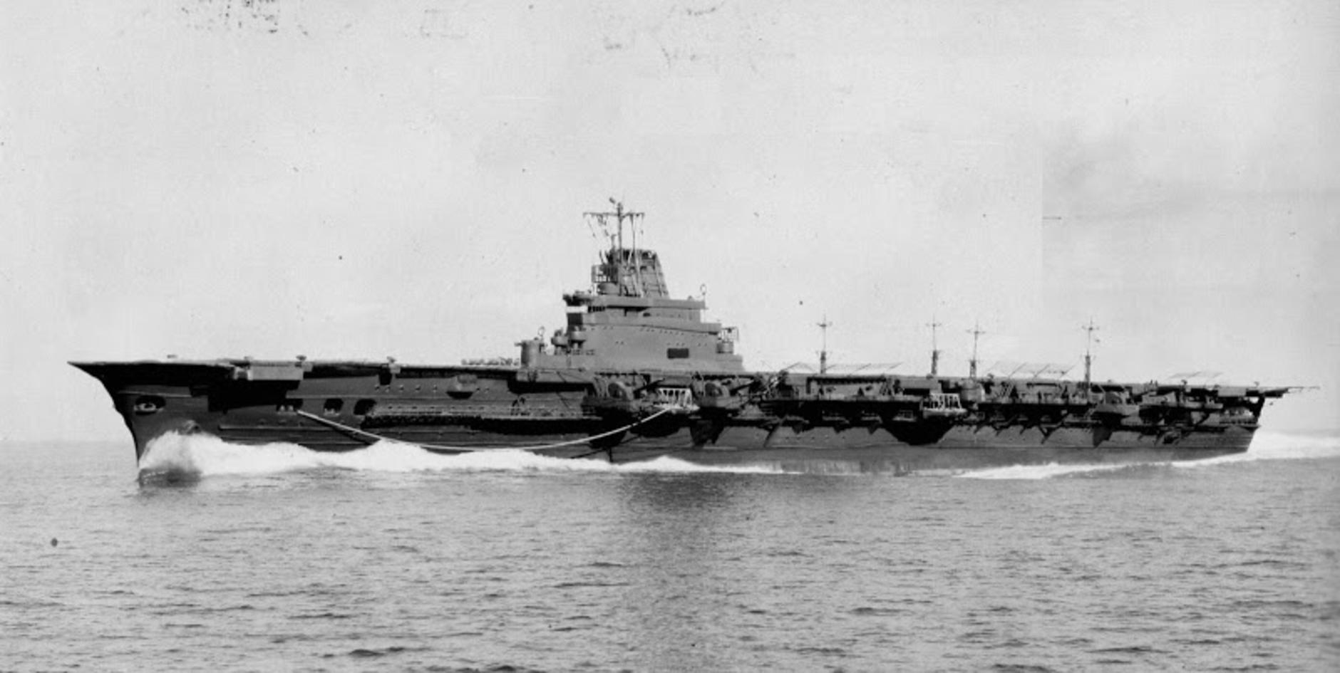 大日本帝国海軍所属の、太平洋戦争を戦った航空母艦大鳳・信濃の記録 ...