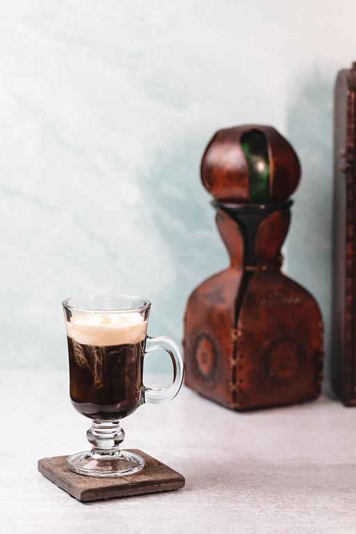 Photo of Delicious Irish Coffee