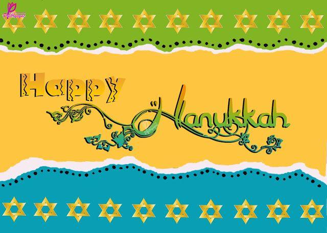 Happy Chanukah Greetings Card For Kids Hanukkah Wallpaper