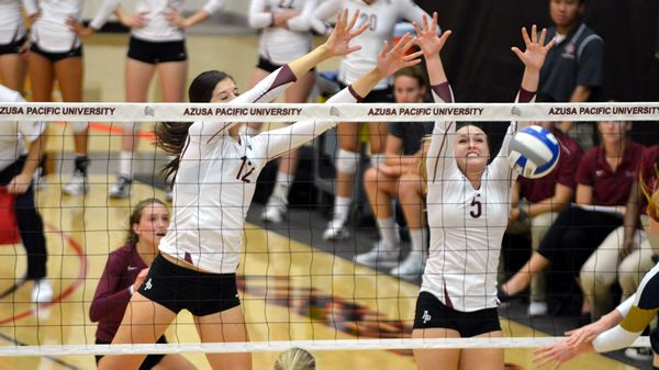 10 5 2013 Third Time S A Charm Volleyball Azusa Pacific Athletics Azusa Pacific Azusa Pacific University Athlete