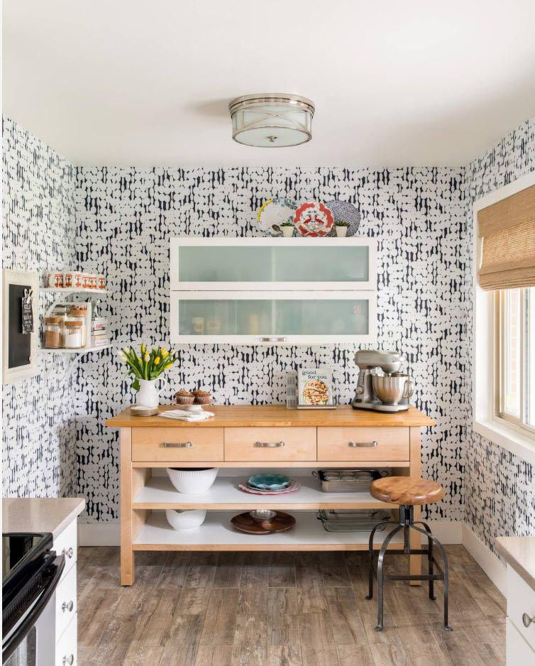 Küche Tapeten Design 2018 Küche Dekoration Pinterest Design