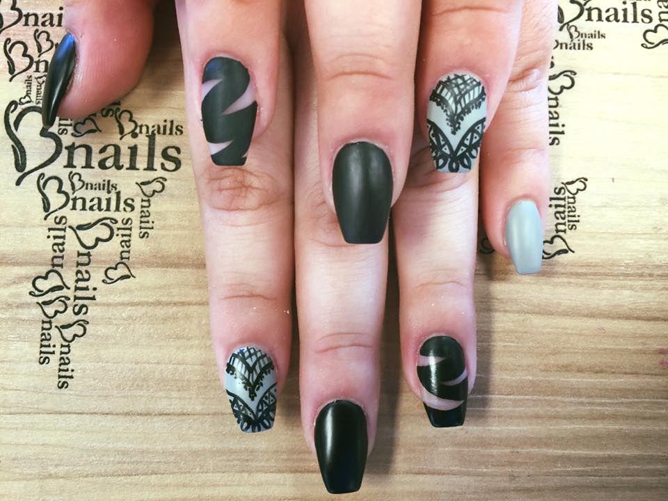 Coffin Nails Nail Salon Near Me Open Late Best Nail Salon Acrylic Nail Set Nails