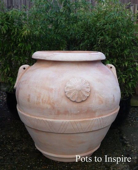 Large Urns For Decoration Awesome Extra Large Terracotta Garden Urn Decor Feature Pot  Woodside Decorating Design