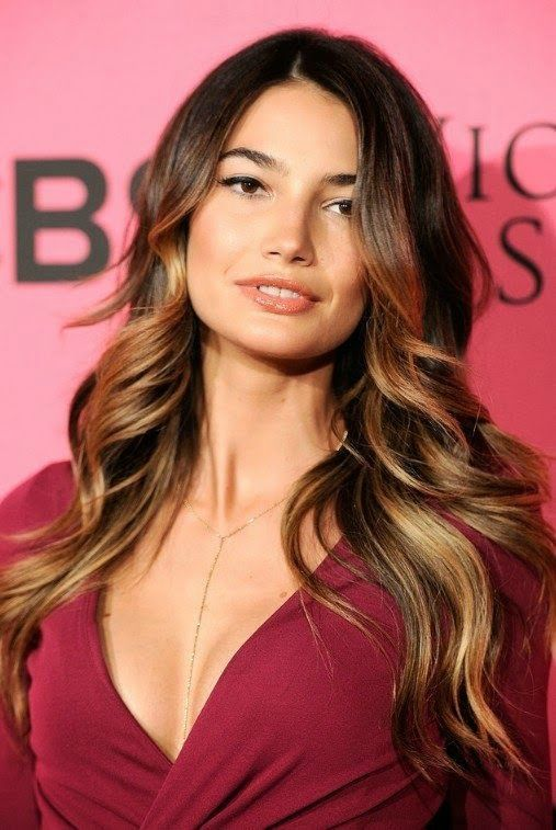 2014 Celebrity Hair Color With Highlights Celebrity Hair Colors