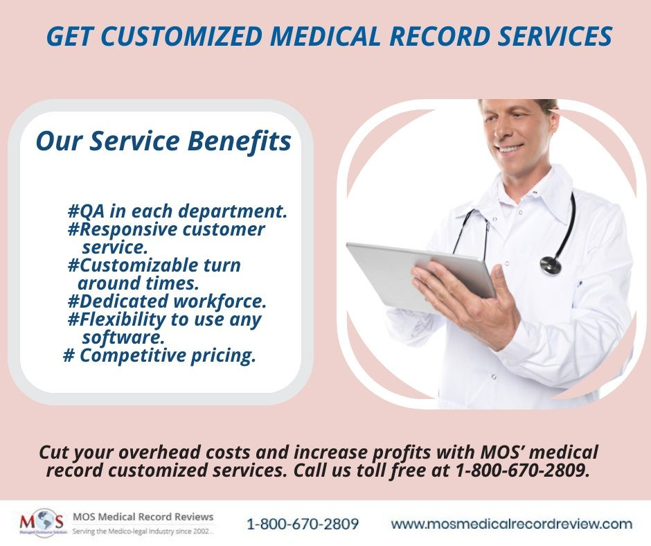 Customized Medical Record Services In 2020 Medical Records Custom