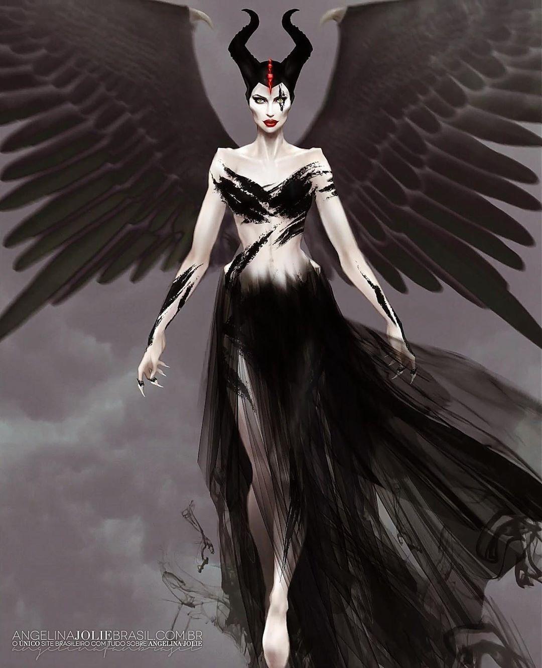"""Instagram Н‰ðŽð‹ðˆð"""" Н‰ðŽð‹ðˆð"""" Auf Instagram Conceptual Art Illustration Von Kostumen Die Von Angelin In 2020 Maleficent Art Maleficent Sleeping Beauty Maleficent"""