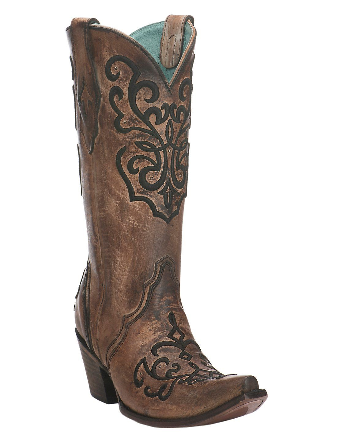 1000  images about Boot Delicious on Pinterest | Corral boots ...