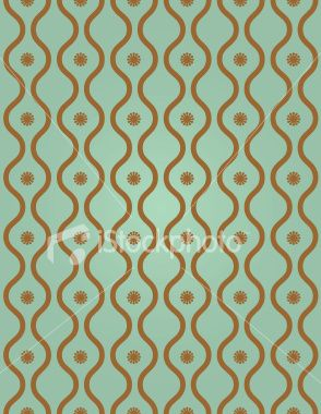 Retro 50s Style Pattern Vintage Wallpaper Patterns Retro