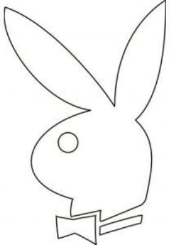 Playboy Bunny head template | Play Boy | Pinterest | Playboy bunny ...