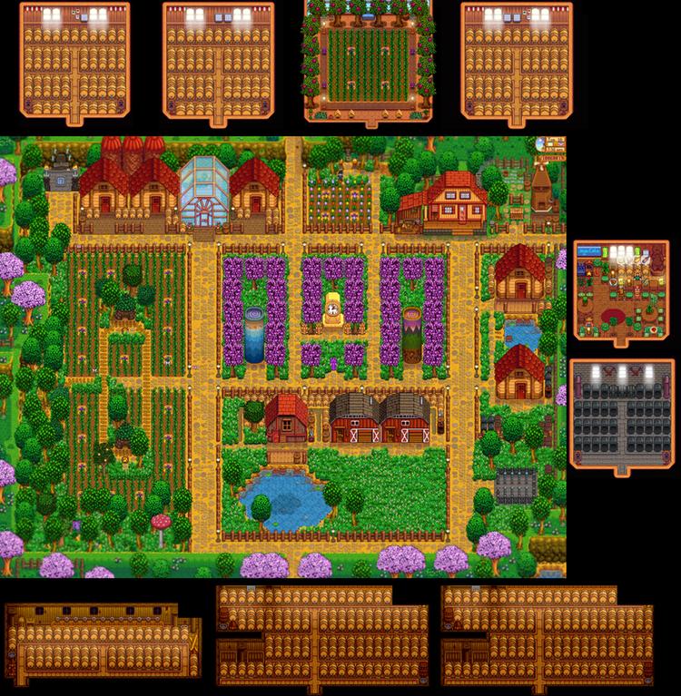 Pepperidge Farm Year 7 My Nintendo Switch Farm