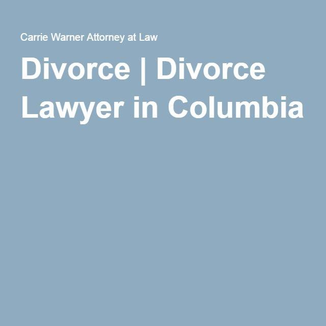Divorce | Divorce Lawyer in Columbia