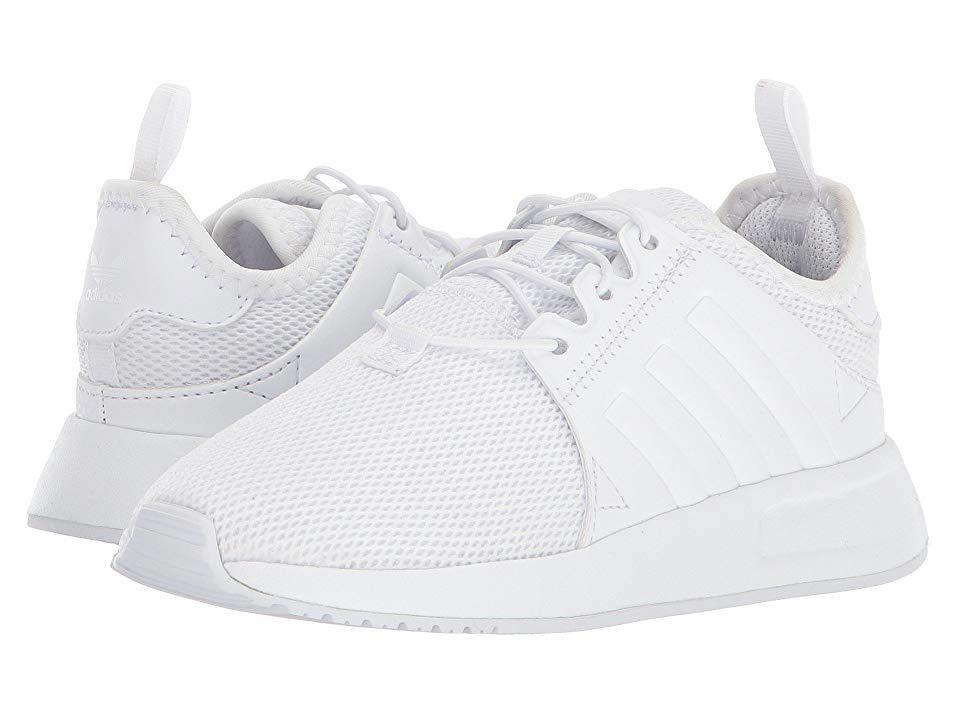 039c17dee68 adidas Originals Kids X PLR EL (Toddler) Kids Shoes White  UsedKidsShoes