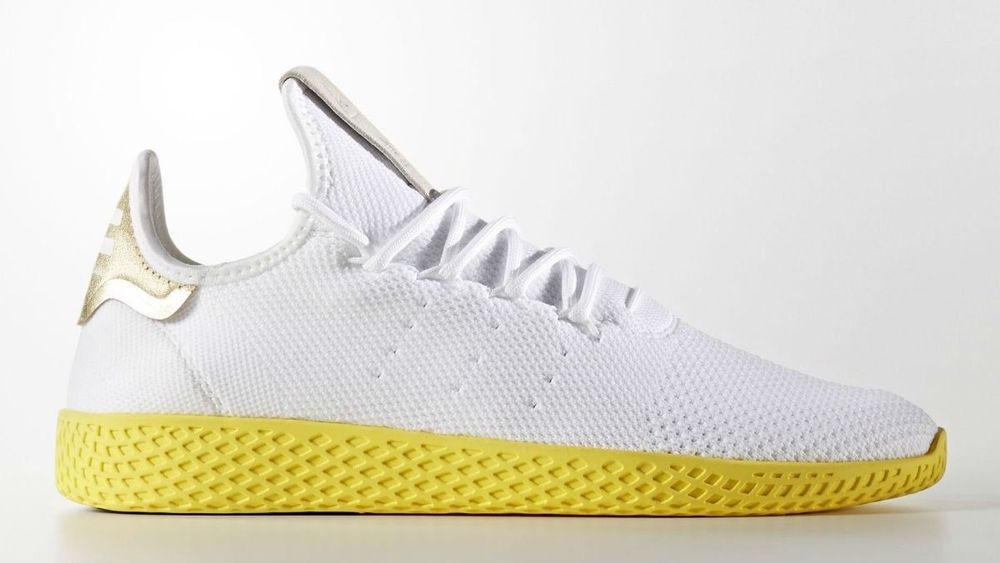 Buy Pharrell Williams Tennis Hu Only $45 Today | RunRepeat