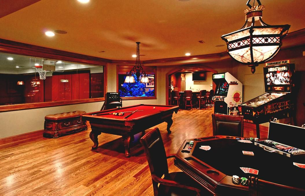 pin by cooper clemmons on my man cave game room design on incredible man cave basement decorating ideas id=66480