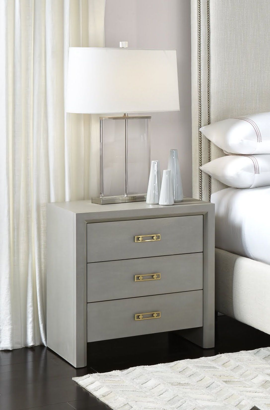 side table with drawer for bedroom on mg bw malibu 3 drawer bedside table channeling 70 s california modern style our malibu co modern bedroom decor grey bedroom night stands bedroom bed design mg bw malibu 3 drawer bedside table
