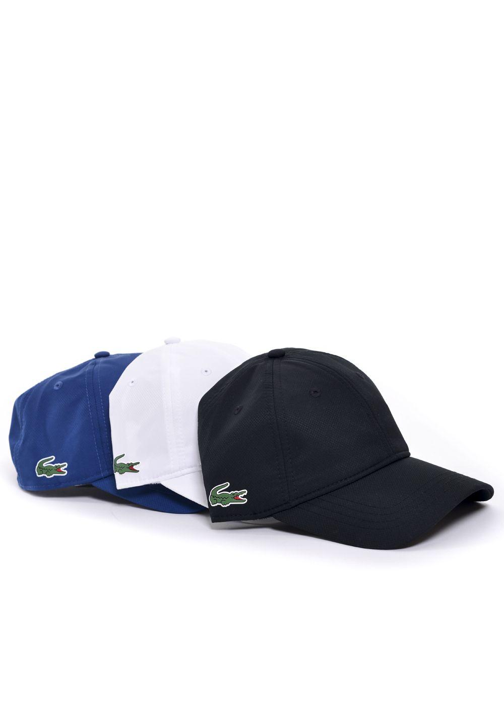 0a516d2992 Lacoste cap casquette bleu noir blanc blue black white men women femme homme–  Taylor