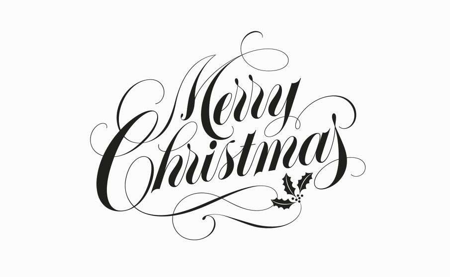 Gallery for gt merry christmas script font